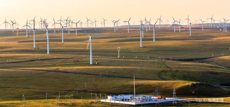 風力發電廠1