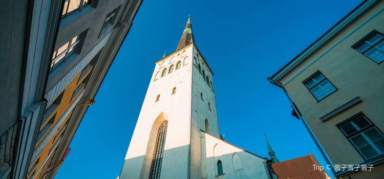 올레비스테 교회1