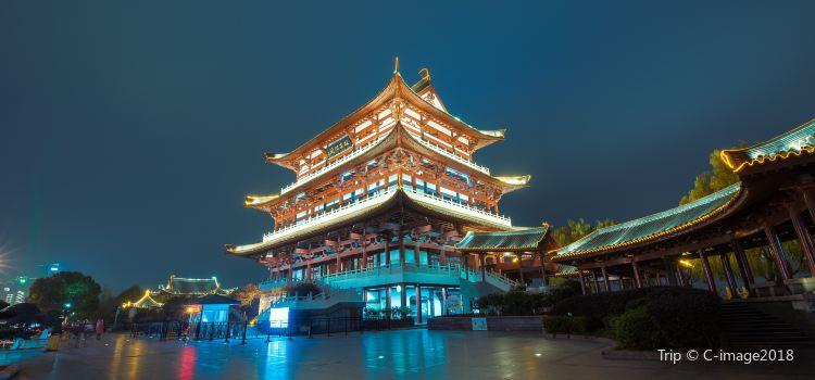 Du Fu River Pavilion3