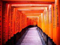 京都伏見稻荷大社一日攻略,硃紅色的瑰麗夢境