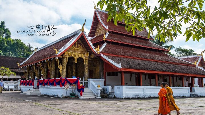 瑯勃拉邦旅行分享