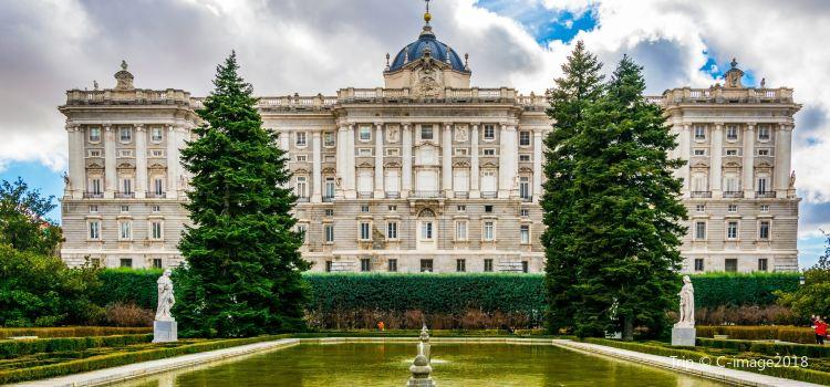 馬德里王宮2