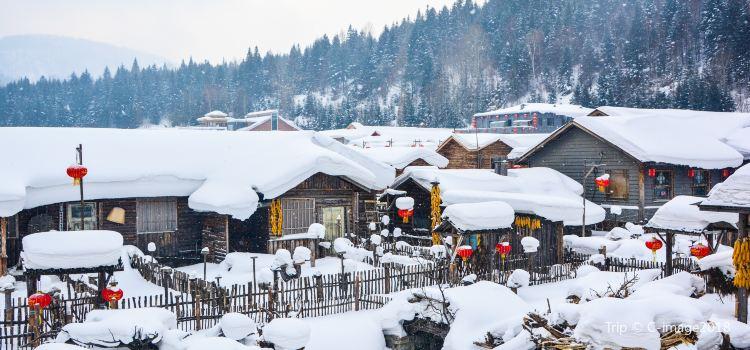 Snow Town (Xuexiang)1
