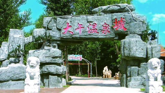 Dawu Hot Spring Cheng