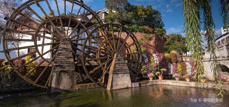 古城大水車2
