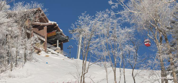Wanda Changbaishan International Ski Resort2