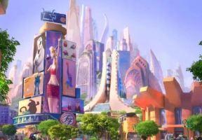 """重磅!上海迪士尼度假區宣佈全新擴建專案——""""瘋狂動物城""""主題園區"""