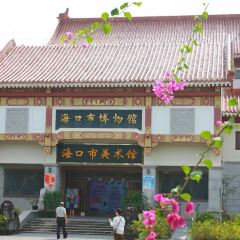 Haikou City Construction Archives Hall User Photo