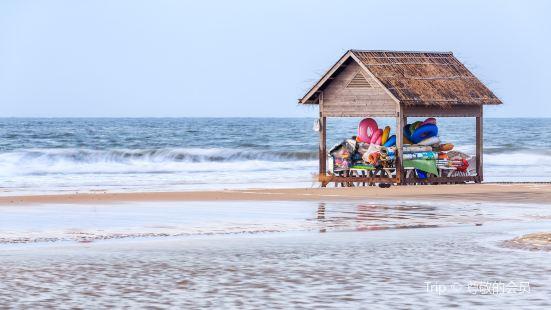 루산 인탄해수욕장 관광리조트단지