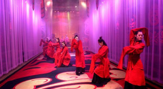 《天朝國風》實景體驗劇3