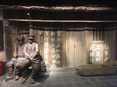 Rongjiang Hongqijun History Exhibition Hall