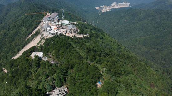 Gexian Mountain Scenic Area-Gexian Mountain Gexian Temple