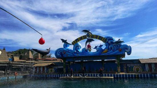 分界洲島海洋文化館