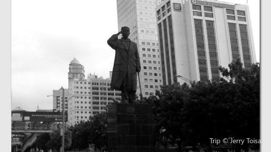 Sudirman Statue