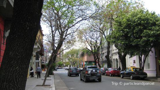 Plaza Palermo Viejo