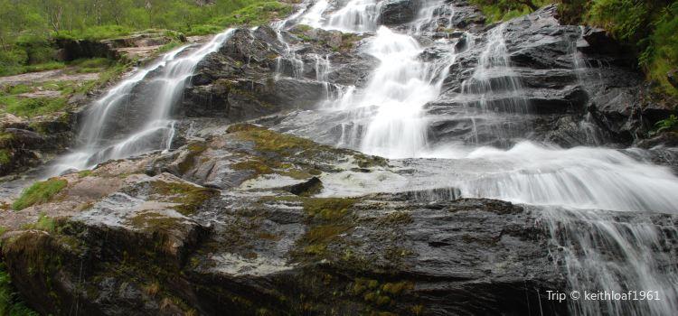 Steall Waterfall1