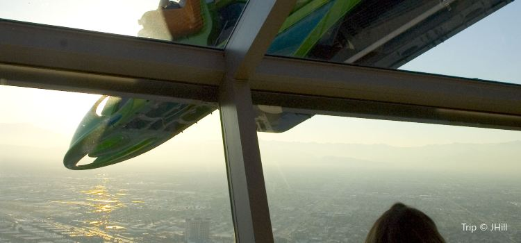 X Scream at the Stratosphere1