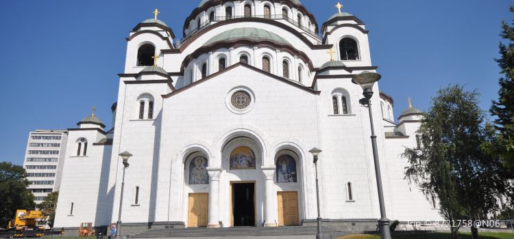 Saint Sava Serbian Orthodox Cathedral1