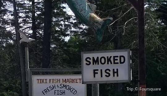 Tiki Fish Market