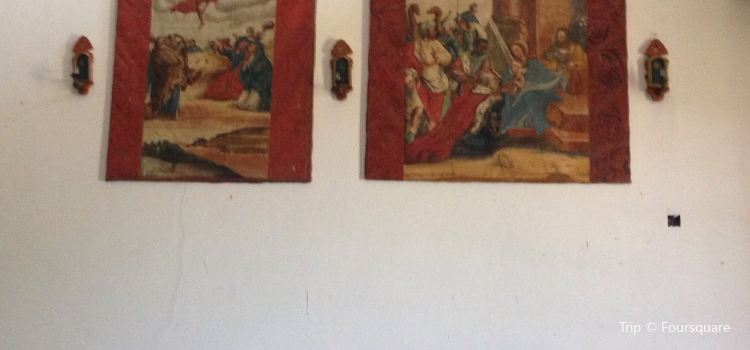 Santissima Trindade Sanctuary1