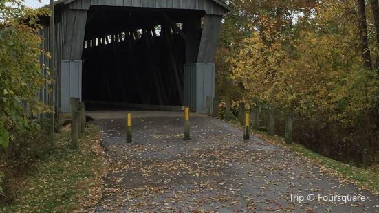 Bergstresser/Dietz Covered Bridge