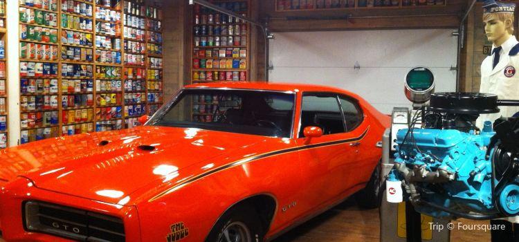 Pontiac-Oakland Automobile Museum2