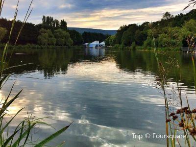 Cwmbran Boating Lake