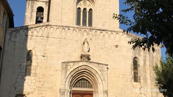 Cathedrale Notre Dame du Puy
