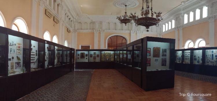 Kutaisi Historical Museum1