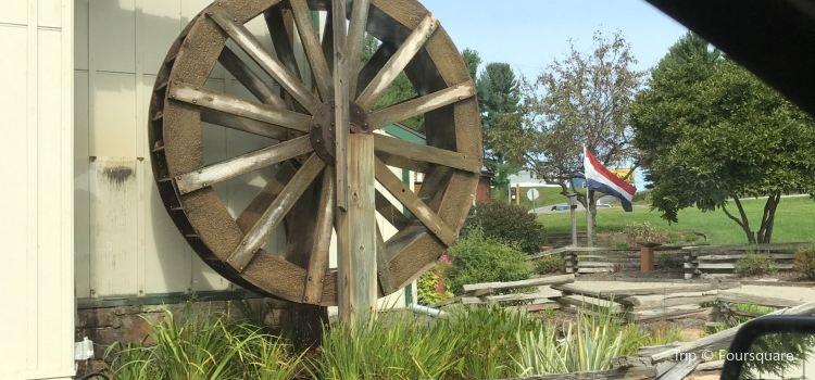 Hocking Hills Regional Welcome Center1