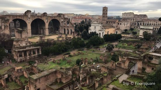 Farnese Gardens