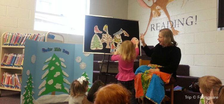 Prairie Grove Children's Library1