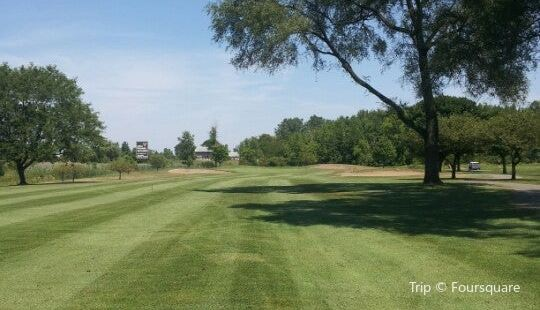 Willow Metropark Golf Course
