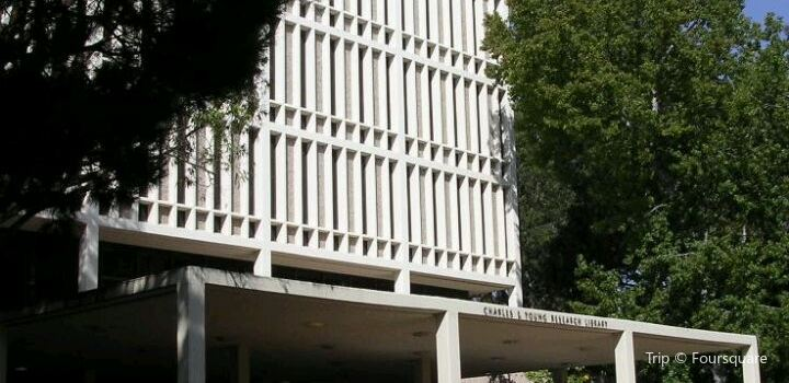 UCLA Charles E. Young Research Library2