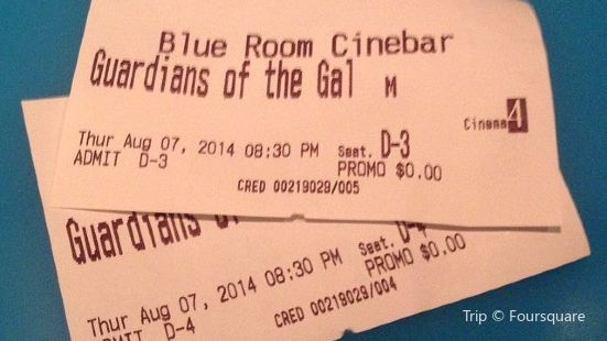 Blue Room Cinebar