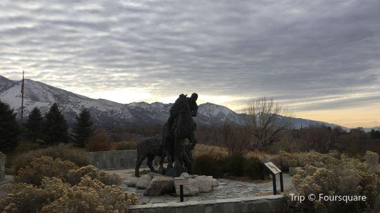National Pony Express Monument