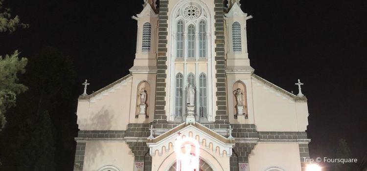 Huyện Sĩ Cathedral Church