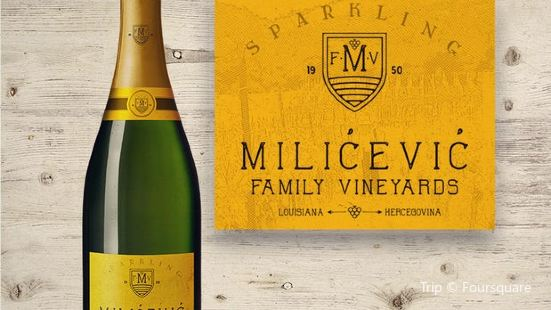 Milicevic Family Vineyard