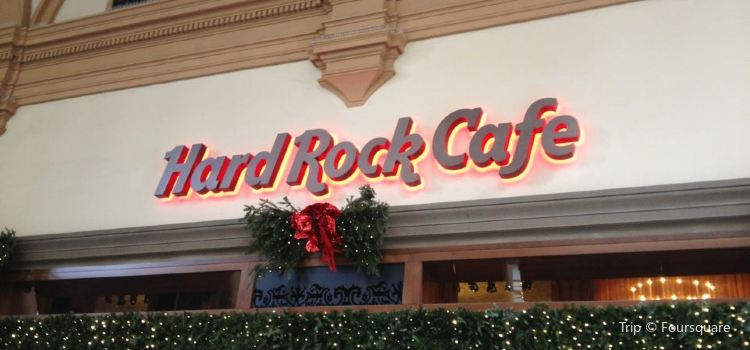 Hard Rock Cafe Florence3