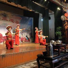 嚴家大院白族三道茶歌舞表演用戶圖片
