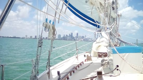 Charter S/V Morgana Captain John Bailey
