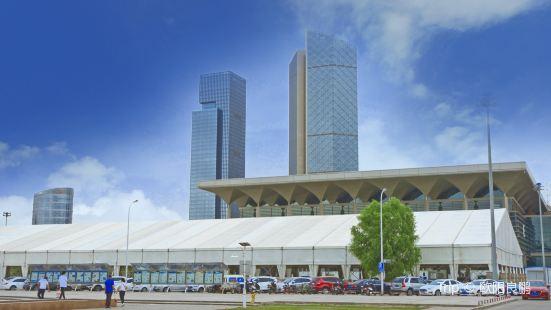 銀川國際會展中心-北廣場