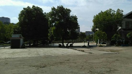 祁陽縣白竹湖廣場