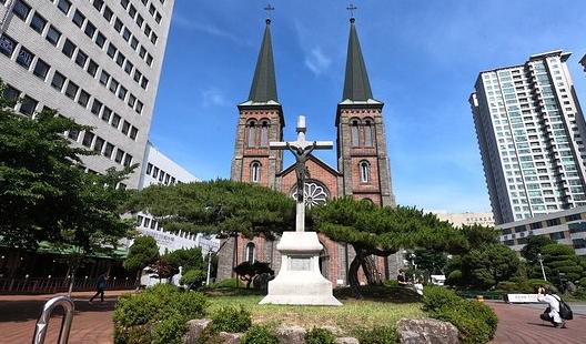 천주교 계산 주교좌 대성당