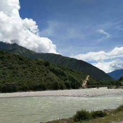 라싸강 여행 사진