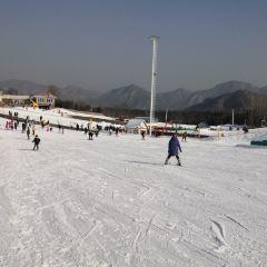 윈쥐 스키장 여행 사진
