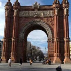 Arc de Triomf User Photo