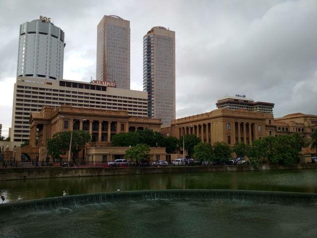 旧议会大楼