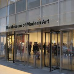 New York Museum of Modern Art User Photo