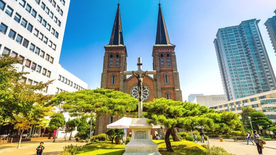 Gyesan Cathedral